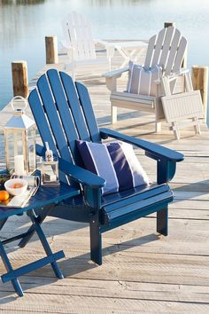 Superb Red Adirondack Chair | Color Inspiration | Pinterest | Red Adirondack Chairs