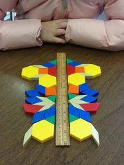 Mes ateliers autour de la symétrie - L'école de Crevette