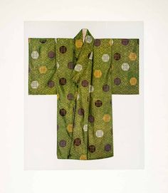 Muromachi Period Uchiki in Aya Silk Twill.