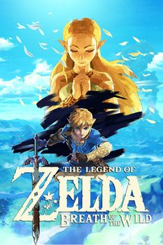The Legend of Zelda : Breath of the Wild - Light and white Logo | #BotW #NintendoSwitch #WiiU