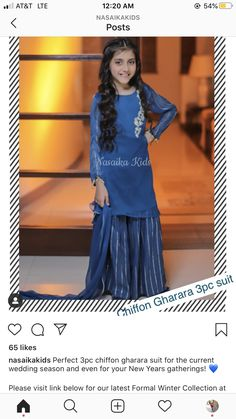 Kids Suits, Winter Collection, Wedding Season, Chiffon, Formal Dresses, Fashion, Silk Fabric, Formal Gowns, Moda