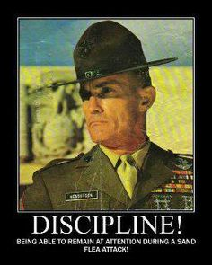 """Superiority lies with he who is reared in the severest school"". Us Marine Corps, Marine Corps Humor, Marine Recon, Military Quotes, Military Humor, Military Life, Navy Military, Military Weapons, Once A Marine"