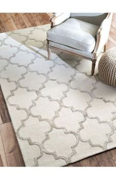 Rugs USA Satara Edison Nickel Rug...for when we use our dining room again as an actual dining room ;)