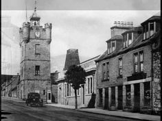 Tour Scotland wee video of old photographs of Dufftown in Moray, Scotland . The old Kirkton of Mortlach, with its historic church, is on t...