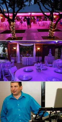 Party the night away with Desert Kane Productions. They offer event lighting, audio and DJ services for weddings and other special occasions. No event is too big or too small for them.