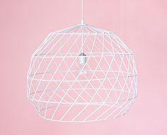 wire home decor | designlovefest