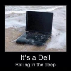 Its a dell!!