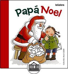 Papá Noel (Tradiciones) de Carles Sala i Vila ✿ Libros infantiles y juveniles - (De 3 a 6 años) ✿