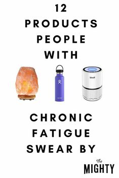 12 Products People With Chronic Fatigue Swear By