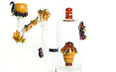 Empire Glassworks And The Beehive Rig: A Battalion of Glass Art - http://www.dopemagazine.com/empire-glassworks-beehive-rig-battalion-glass-art/