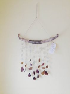 Wall hanging by The Studio Forest