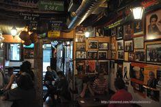 If you want to hear some Fado Vadio (Fado that is sang by non professionals), show up on Mondays and Wednesdays.  A Tasca do Chico Rua Diário de Notícias, 39 Lisbon Mo-Su: 12:00-04:00 +351 96 505 96 70