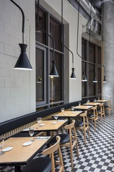 Chequer out eatery dinette in Wroclaw, which is all laid out for fun and…