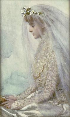 the bride by laura coombs hills - Google Search