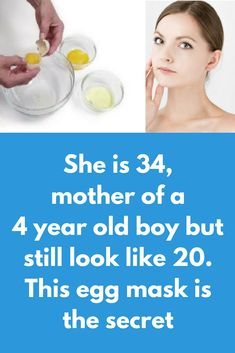 She is 34, mother of a 4 year old boy but still look like 20. This egg mask is the secret Today I will share a face mask which is 100% natural. This face mask is suitable for all skin types. You will notice an instant change on your face after using this first mask for the first time. This face mask also acts as a skin care treatment for removing the loose sagging skin on face and …
