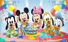 Pathy art's: Baby Disney