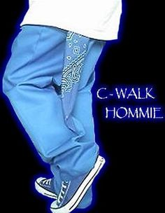 Learn the crip walk dance