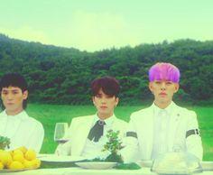 B.A.P 비에이피 - HIMCHAN, YOUNGJAE & DAEHYUN HONEYMOON MV