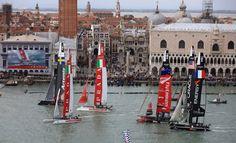 America's Cup - San Francisco 2013 - Venice race