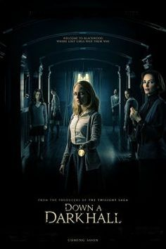 Trailer for upcoming horror movie Down a Dark Hall starring Uma Thurman. Expected release August Kit Gordy, a new student at the exclusive Blackwood Boarding School, confronts the institution's supernatural occurrences and dark powers of its headmistress. Imdb Movies, 2018 Movies, New Movies, Movies Online, Movies And Tv Shows, Uma Thurman, Streaming Tv Shows, Film Streaming Vf, The Image Movie