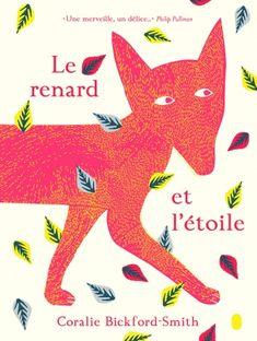 Le renard et l'étoile, Coralie Bickford-Smith, album, renard