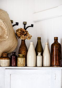 Love the neutrals!  Perfect for my home in the fall....Photographed and Styled by ©Kara Rosenlund