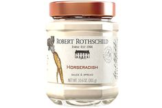 A seamlessly smooth horseradish sauce you will want to eat on everything. Stir into sour cream for a punchy crudites dip. Or mix with sweet relish and mayonnaise for an unsurpassable tartar sauce. $7.99 at robertrothschild.com.
