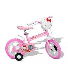 ed2690842 Bicicleta Caloi Hello kitty - Aro 12