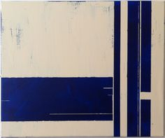 Mark Williams,Stand Out  2010  acrylic latex paint on canvas  20 x 24 inches via artist