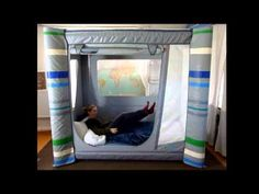 noah's world bed for kids with autism and other sleep disorders