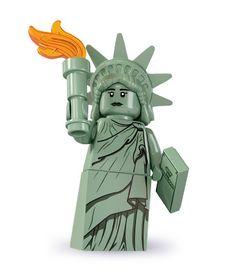 Series 6: Lady Liberty