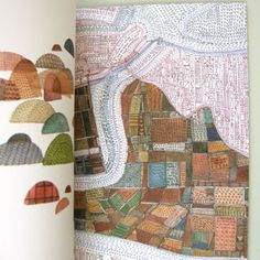 I desperately want to find a copy of Maps by Nigel Peake