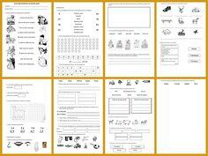 Ejercicio de evaluación diagnóstica 2do grado 2015-2016 - Material de Aprendizaje