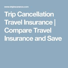 Travelers Insurance Quote Travel Insurance Quote Results  Insuremytrip  Cruise Insurance