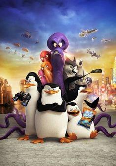 Sinema Özeti, Madagaskar Penguenleri - The Penguins of Madagascar, Aile, Macera, Komedi ve Animasyon Filmleri Comdey Movies, Best Movies List, Good Movies To Watch, Movies Online, 2017 Movies, Madagascar Film, Penguins Of Madagascar, Dreamworks Animation, Animation Film
