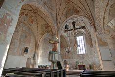 Lohja medieval church - Lohjan keskiaikainen kirkko