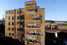 Málaga Arte Urbano Soho (maus)