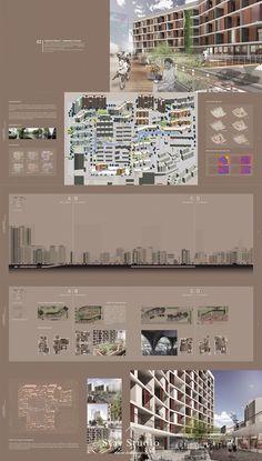 [STAY STUDIO] ARCHITECTURE PORTFOLIO   건축 포트폴리오   #StayStudio Studios Architecture, Architecture Portfolio, Resume, Building, Buildings, Cv Design, Construction