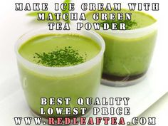 Make great tasting Green Tea Ice Cream. We offer largest selection of green tea powders at the lowest price. Please use coupon Weight Loss For Men, Quick Weight Loss Diet, Best Weight Loss Program, Medical Weight Loss, Weight Loss Help, Meal Plans To Lose Weight, How To Lose Weight Fast, Green Tea Ice Cream, Weight Loss Journal