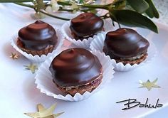 cz - My site Christmas Sweets, Christmas Baking, Czech Desserts, A Food, Food And Drink, Czech Recipes, Wonderful Recipe, Holiday Cookies, Cookie Bars