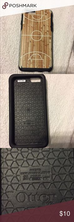 Otter Box Basketball Court Case Good used condition basketball otter box case OtterBox Accessories Phone Cases