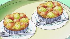 Today's Dessert: Tarte Aux Poires! - One Piece 69 #AnimeFood  https://www.facebook.com/DeliciousAnimeFood/