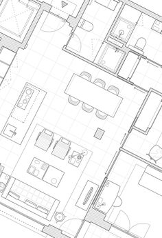 the 518 best architecture drawings images on pinterest in 2019 Portfolio Layout apartment in sanxenxo javier velo architecture plan interior architecture technical drawing design