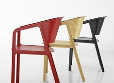 Beams Chair by EAJY » Retail Design Blog