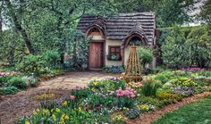 Magical Cottage by Jeff Clow on 500px  Lovely garden studio