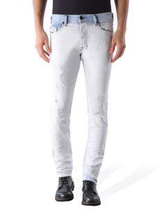 TEPPHAR 0852J, White Jeans