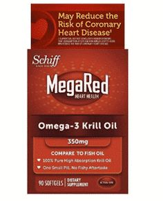 MegaRed Omega 3 Krill Oil Supplement, 90 ct: MegaRed Omega 3 Krill Oil supplements provide of pure krill oil, including an optimal combination of Omega 3 fatty acids, phospholipids, and the powerful antioxidant astaxanthin to support your heart health. Omega 3, Shellfish Allergy, Krill Oil, Bodybuilding Supplements, Fish Oil, Nutritional Supplements, Herbalism, The Cure, Pure Products