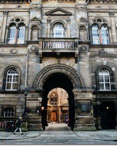 University of Edinburgh, Edinburgh
