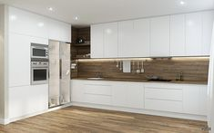 modern kitchen room are offered on our web pages. look at this and you wont be sorry you did. Kitchen Renovation Cost, Small Kitchen Renovations, Kitchen Remodel, Ikea Kitchen Design, Modern Kitchen Design, Interior Design Kitchen, Farmhouse Style Kitchen, Modern Farmhouse Kitchens, Home Kitchens