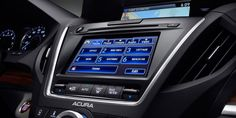 2014 Acura MDX with Technology Package and Ebony interior